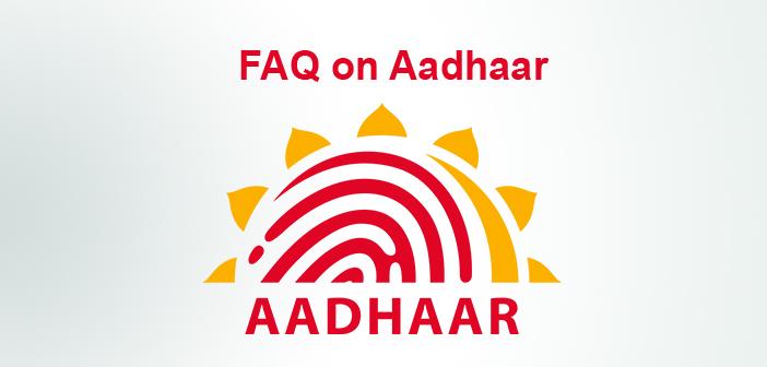 What are the features an Aadhaar Card ? FAQ on Aadhaar