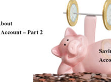 Learn About Savings Account – Part 2