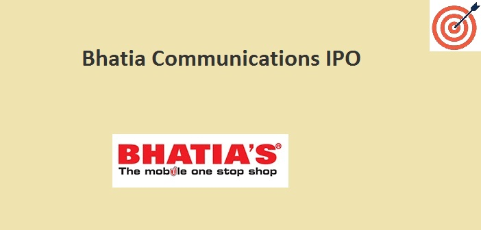 Bhatia Communications IPO -latest upcoming ipo & Issue price in Indian stock market 2018