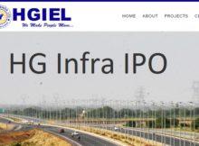 HG Infra IPO-Upcoming IPO in India in 2018
