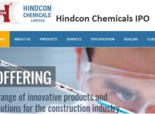 Hindcon Chemicals IPO-upcoming IPO in 2018 in India