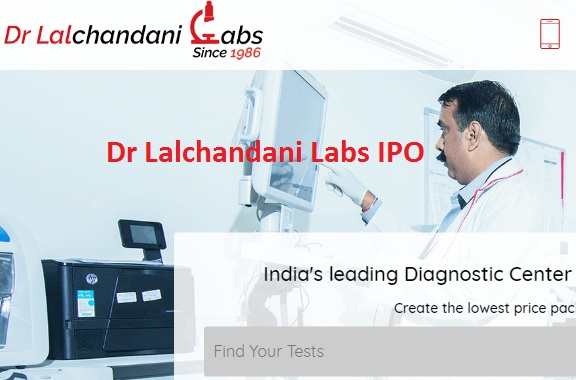 Dr Lalchandani Labs IPO-Upcoming IPO 2018