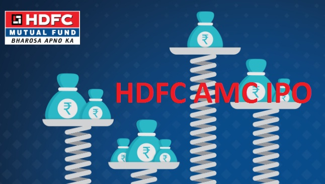 Upcoming IPO HDFC AMC IPO and HDFC AMC IPO Allotment Status