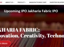 Upcoming IPO Jakharia Fabric IPO and IPO Allotment Status