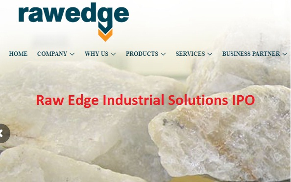 Upcoming IPO Raw Edge Industrial Solutions IPO and IPO allotment Status