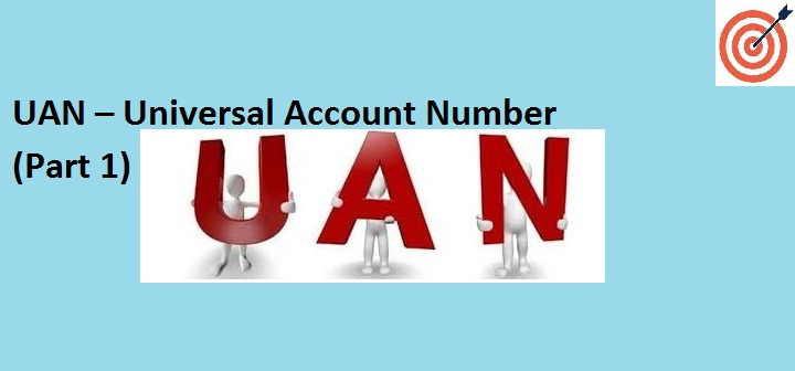 UAN – Universal Account Number